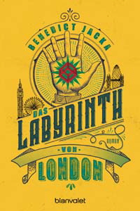 Benedict Jacka, Das Labyrinth von London