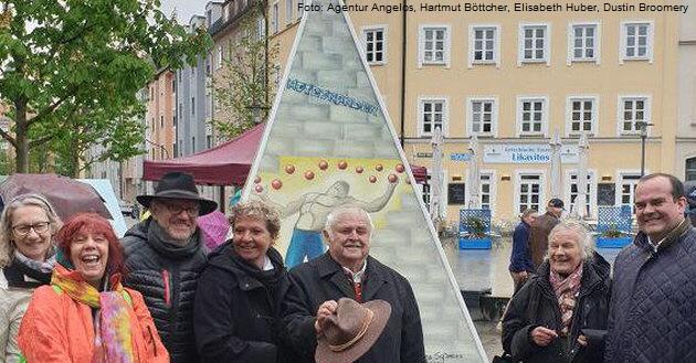 98c97e4bffab7 Litty Huber-Süßmeier (Elsa-Süßmeier-Stiftung), Melly Kieweg (BI