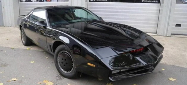 LiveAuctioneers. Knight Rider Car